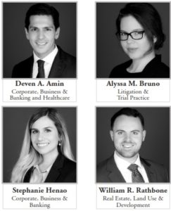 Photos of FLB's new hires