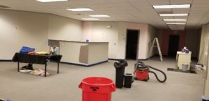 "The YWCA ""Perfect Fit"" Shop - Before"