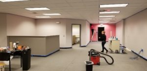 "The YWCA ""Perfect Fit"" Shop - After"