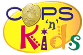 Cops 'n' Kids Logo