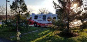 Miller-Keystone Blood Center Truck